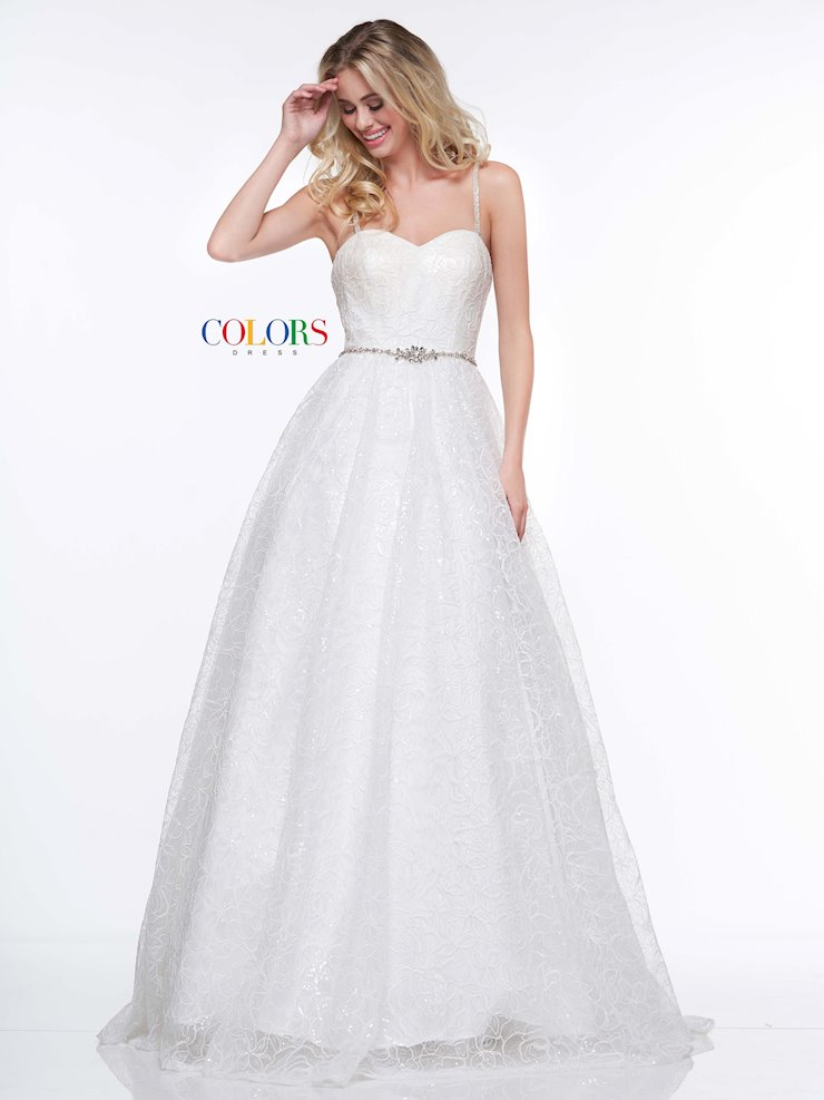 Colors Dress 2134