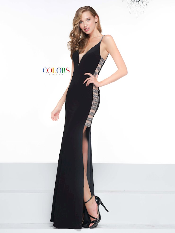 Colors Dress Style No.2135