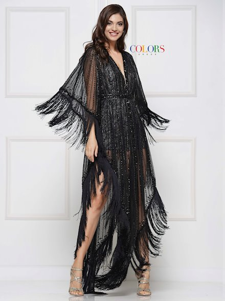 Colors Dress 2136