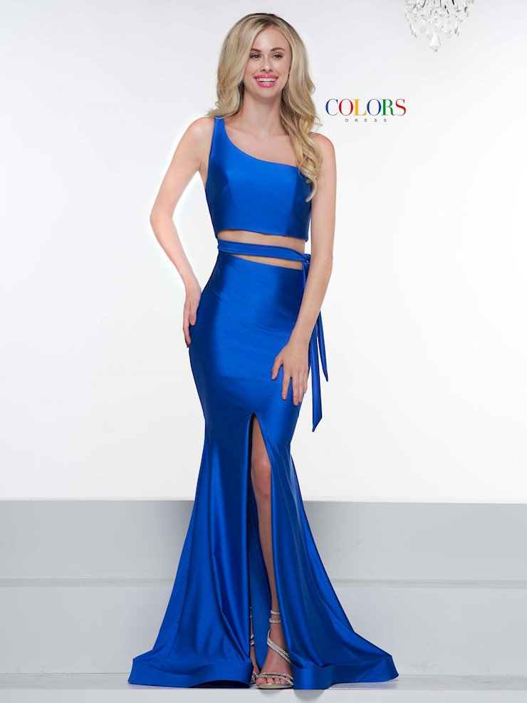 Colors Dress Style No.2137