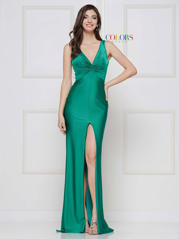 Colors Dress Style No.2138