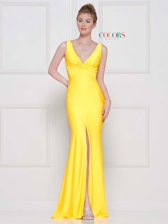 Colors Dress 2138