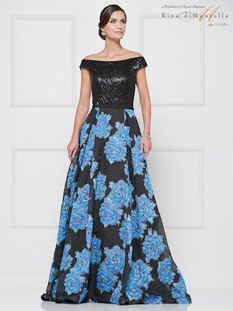 Rina di Montella for Colors Dress Style #RD2641