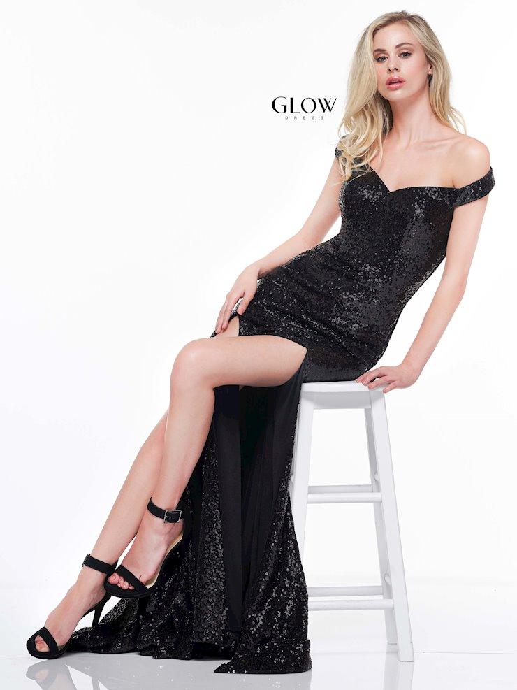 Glow Prom Style #G843