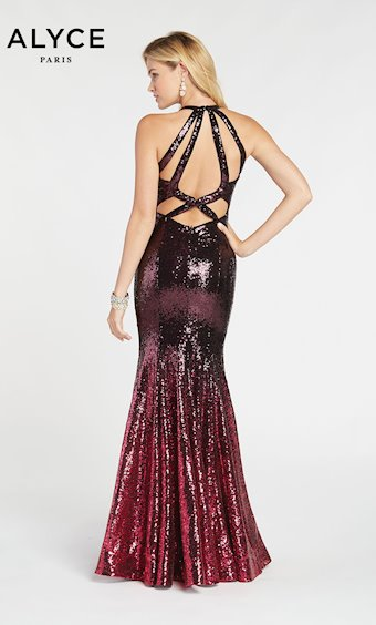 Alyce Paris Prom Dresses 60301