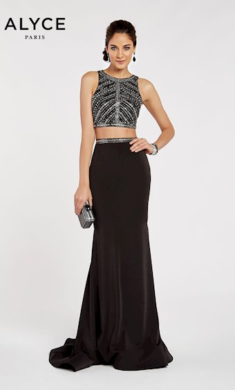 Alyce Paris Prom Dresses 60306