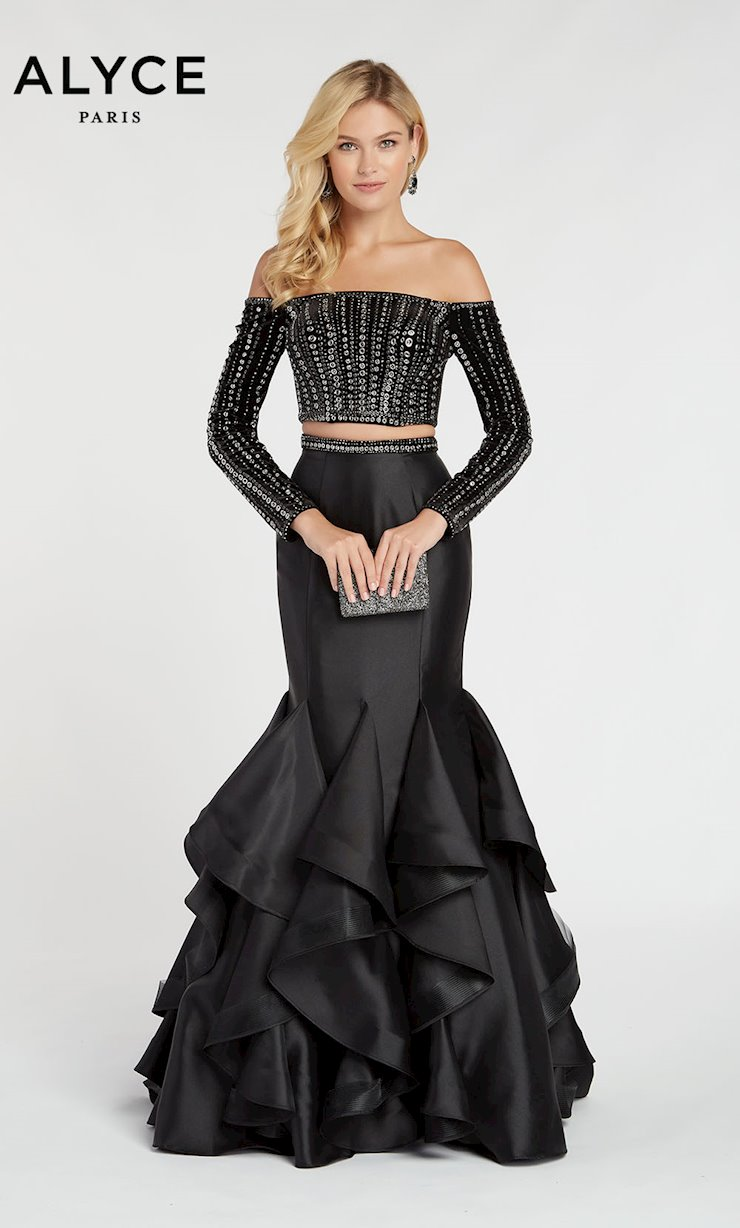 Alyce Paris Prom Dresses 60309
