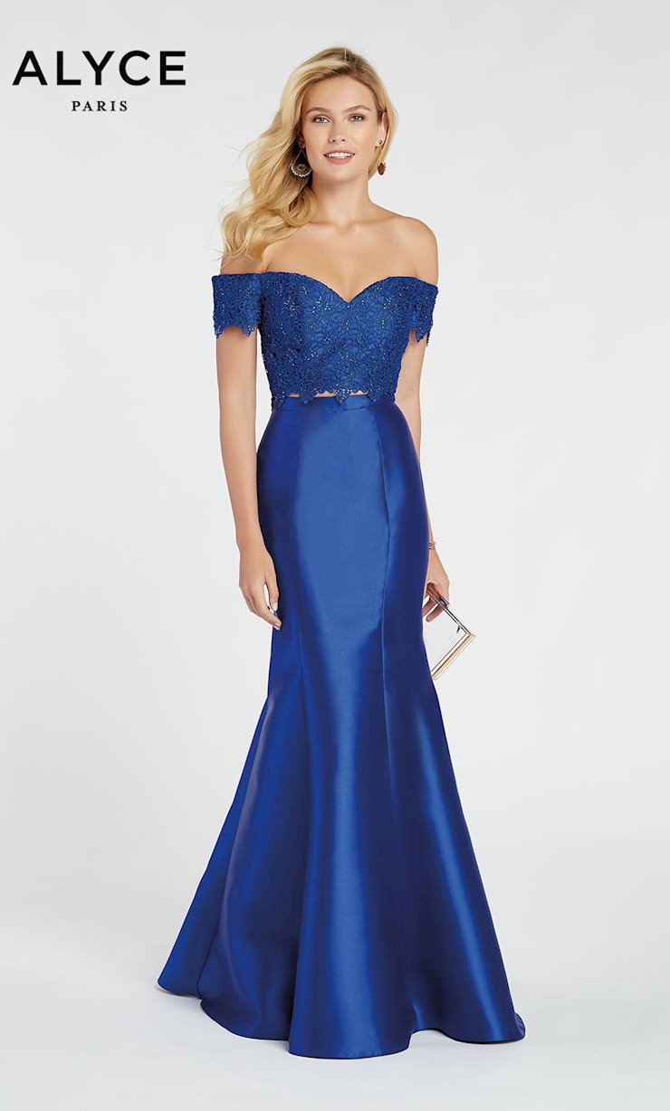 Alyce Paris Prom Dresses 60328