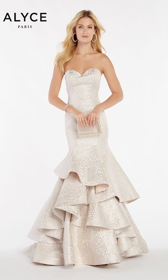 Alyce Paris Prom Dresses 60338