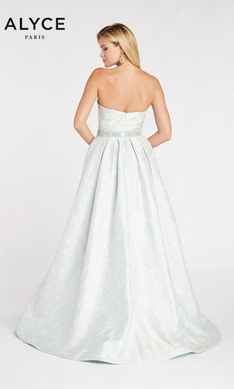 Alyce Paris Prom Dresses 60344