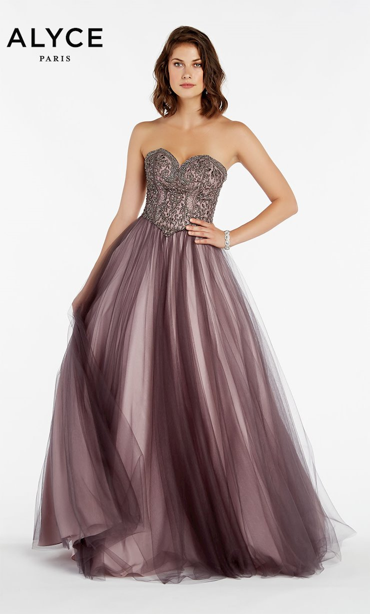 Alyce Paris Prom Dresses 60360