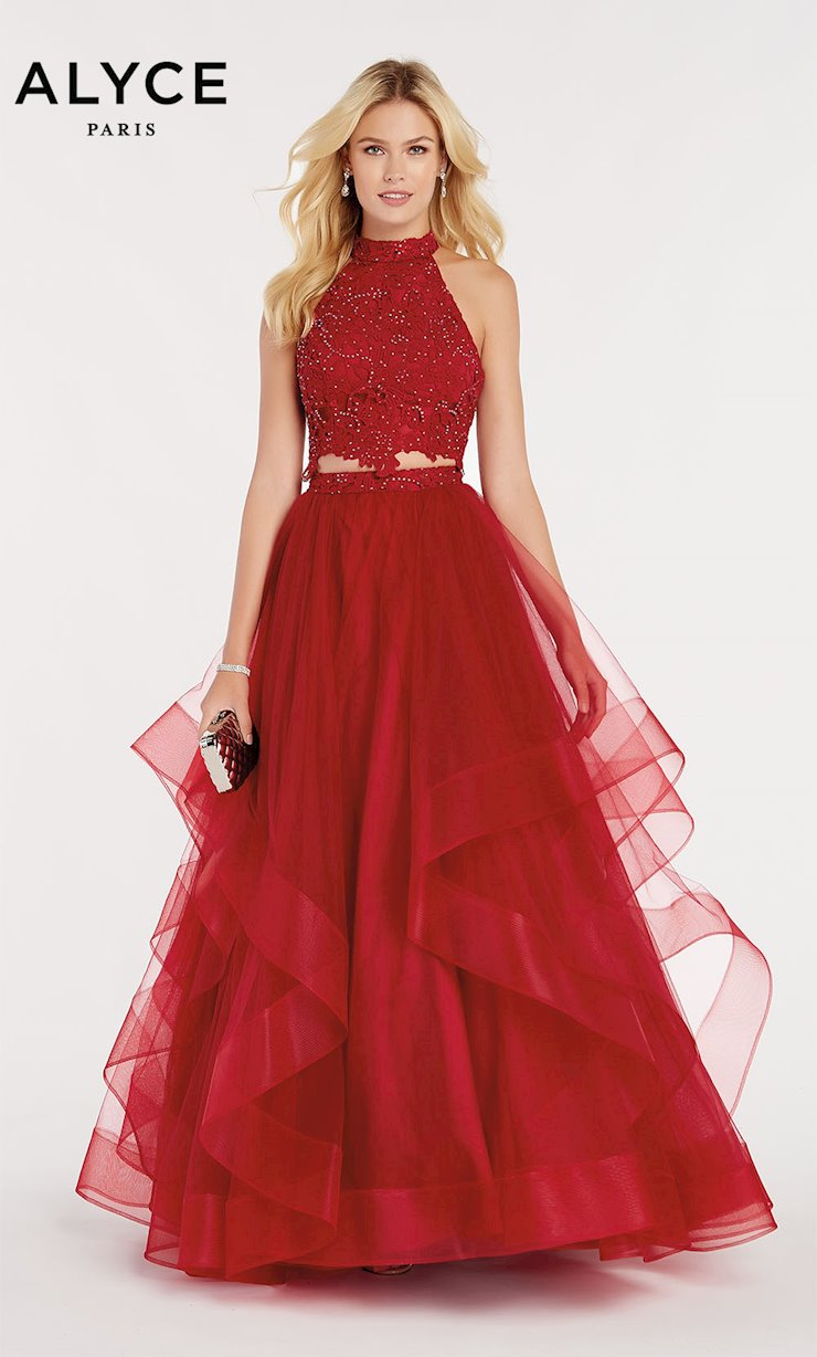 Alyce Paris Prom Dresses 60365