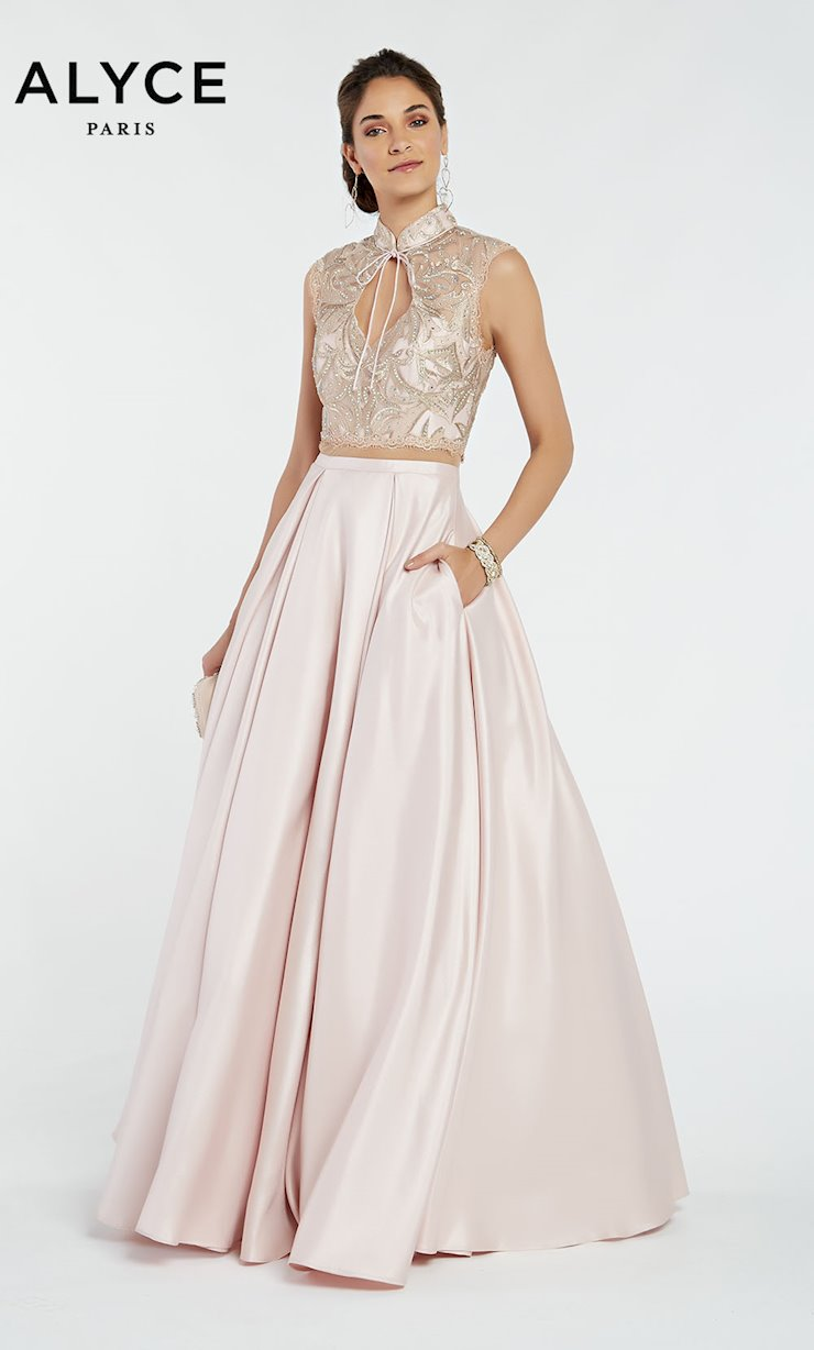 Alyce Paris Prom Dresses 60369