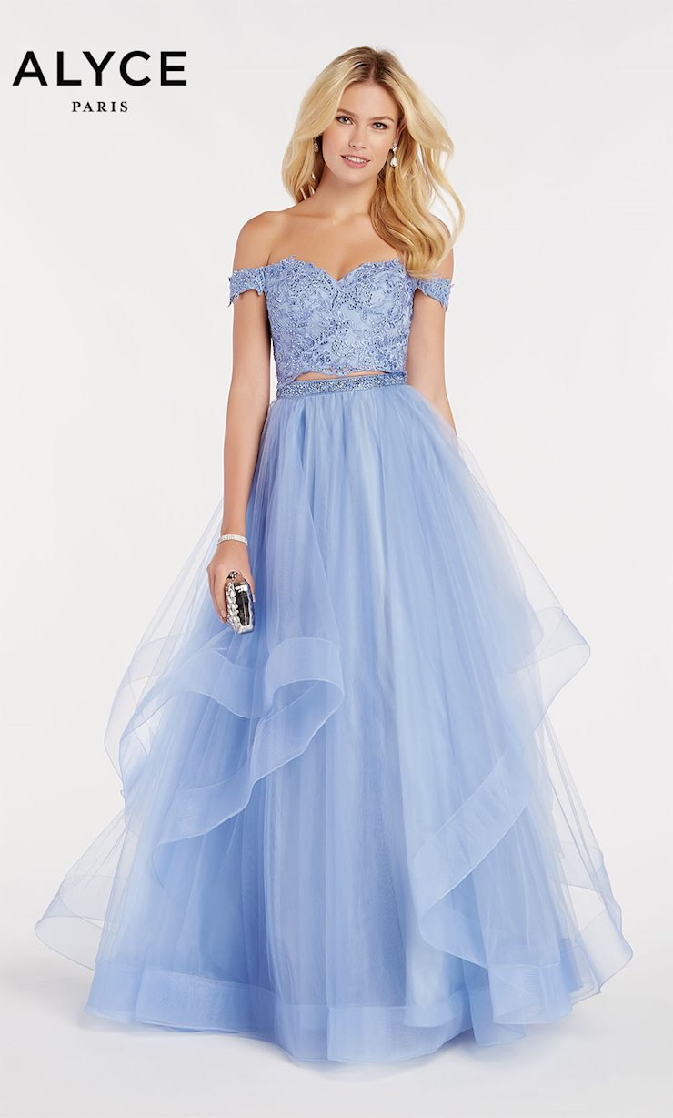 Alyce Paris Prom Dresses 60373