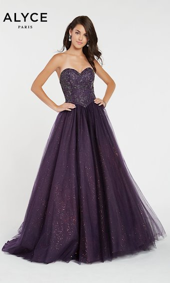 Alyce Paris Prom Dresses 60381