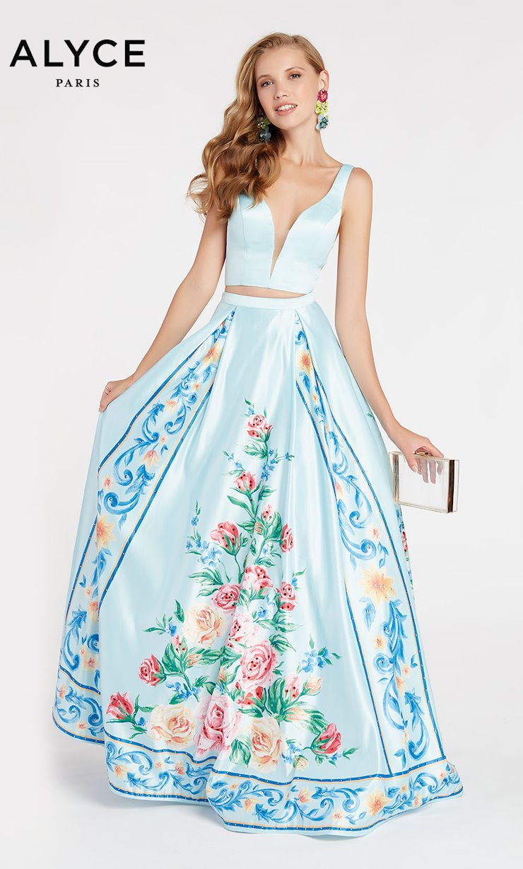 Alyce Paris Prom Dresses 60421
