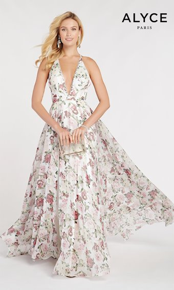 Alyce Paris Prom Dresses 60439