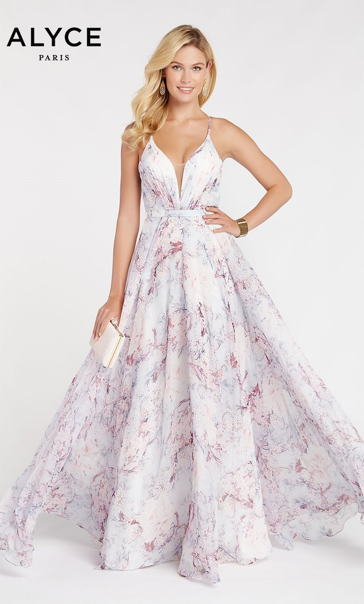 Alyce Paris Prom Dresses 60440