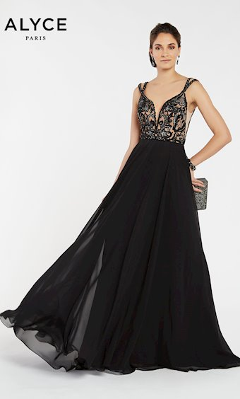 Alyce Paris Prom Dresses 60468