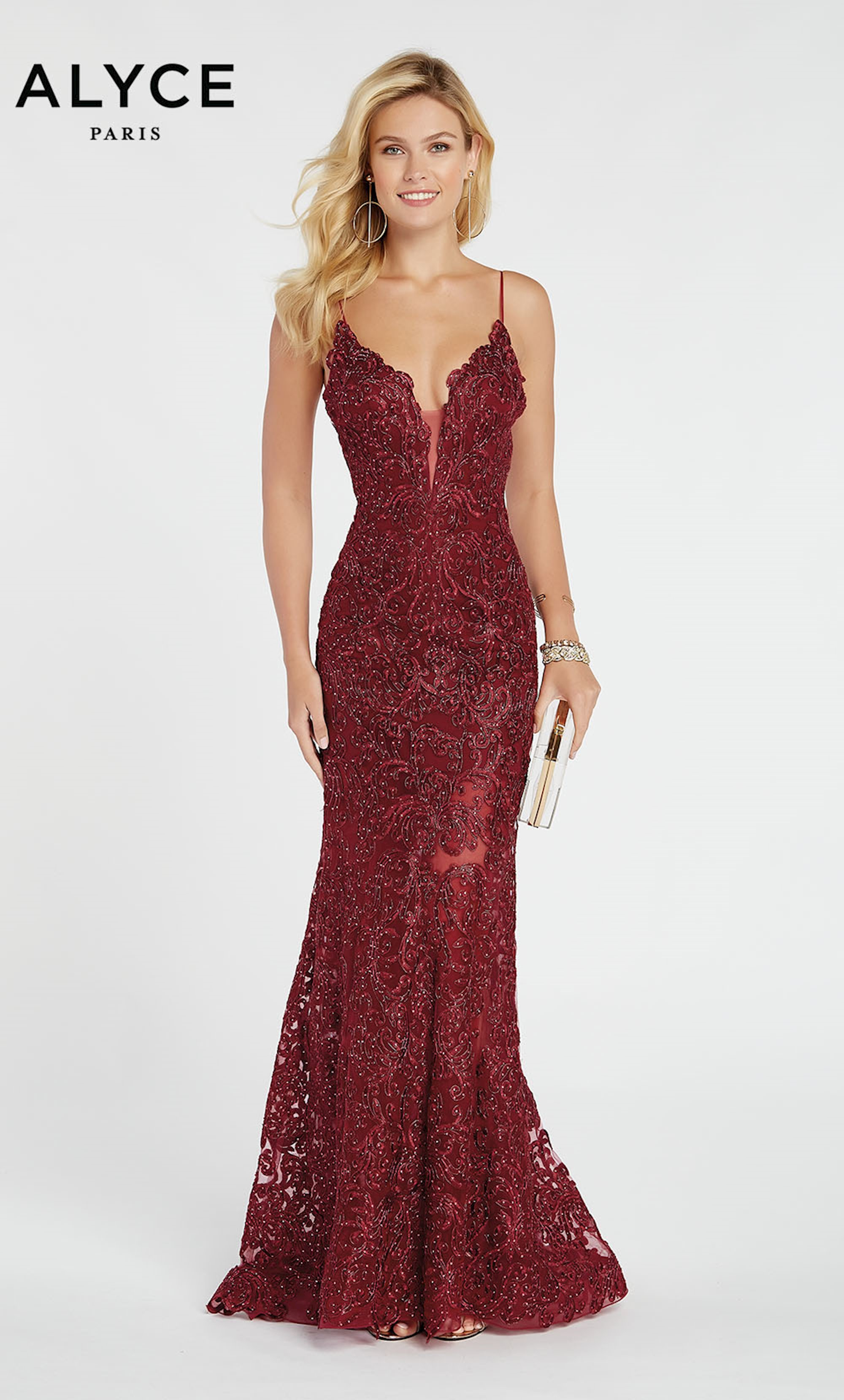 d40d9b12ccb Alyce Paris Prom Dresses 60492. Double tap to zoom