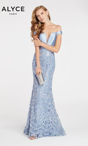 Alyce Paris Prom Dresses 60495