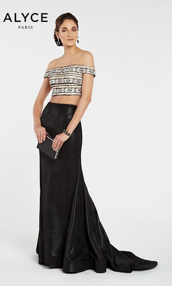Alyce Paris Prom Dresses 60506