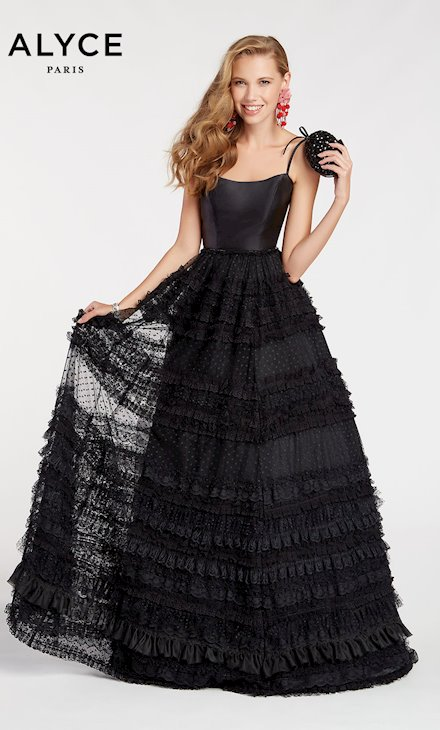 Black Prom Dresses And Gowns