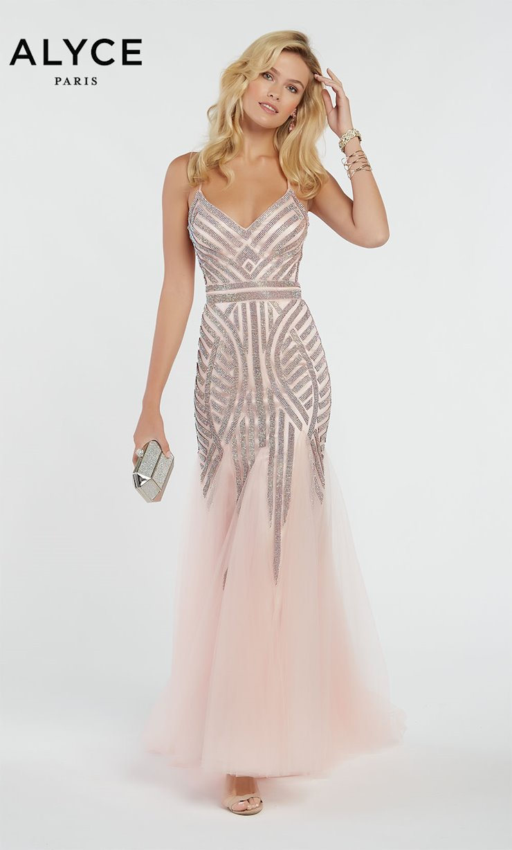Alyce Paris Prom Dresses 60520