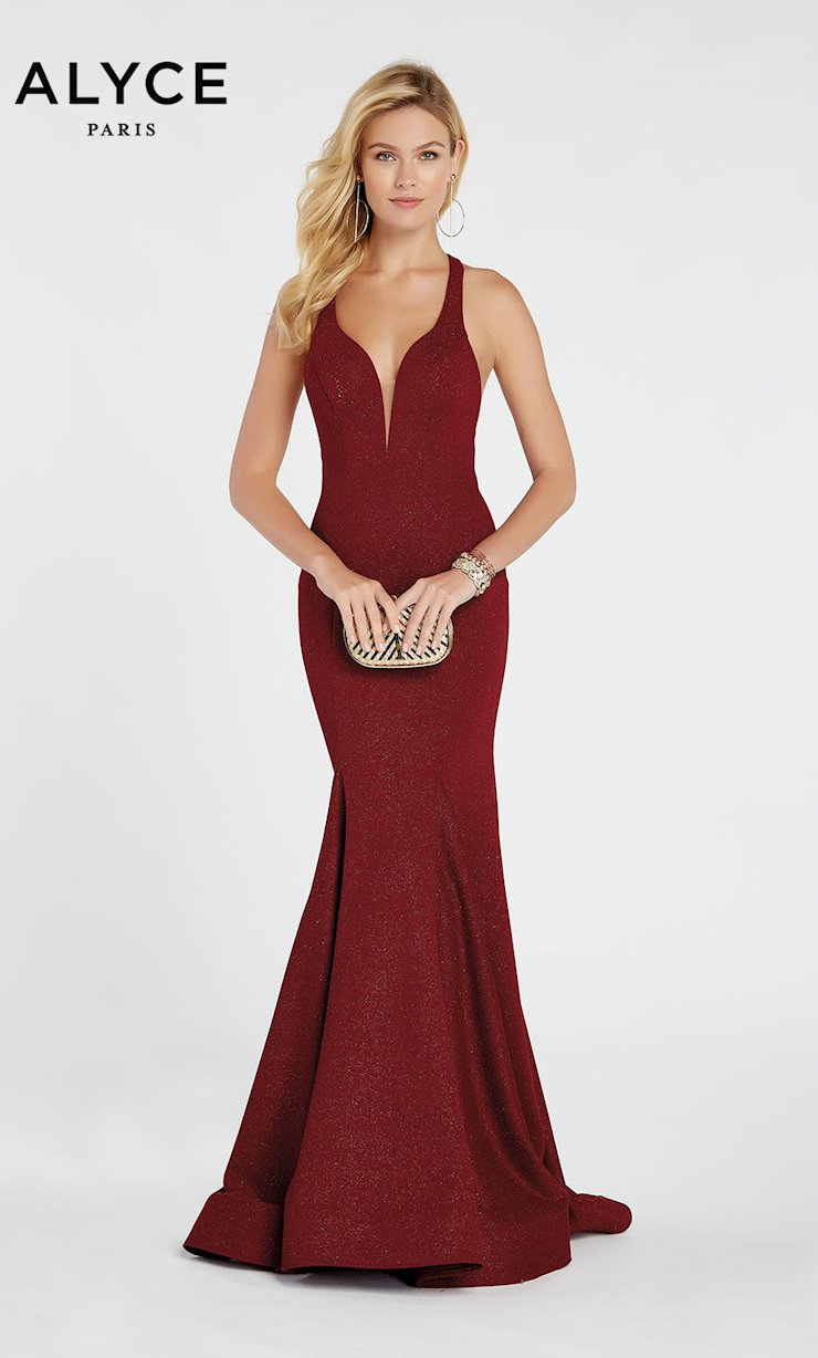 Alyce Paris Prom Dresses 60550