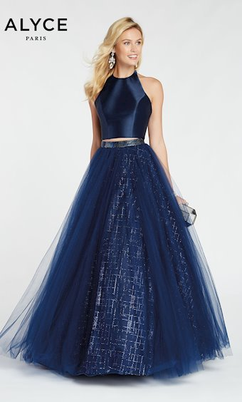 Alyce Paris Prom Dresses 60560