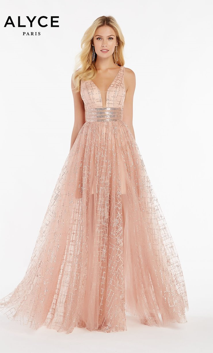 Alyce Paris Prom Dresses 60562