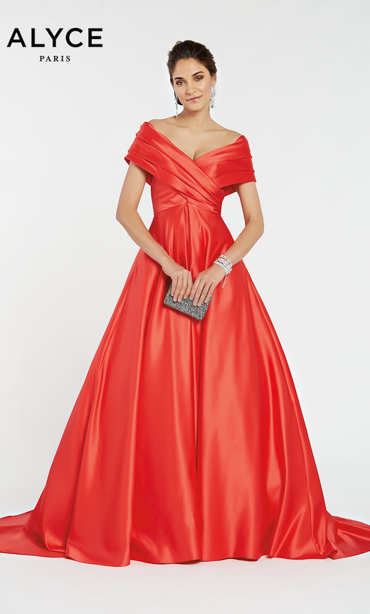 Alyce Paris Prom Dresses 60565