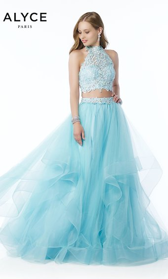 Alyce Paris Prom Dresses 6765