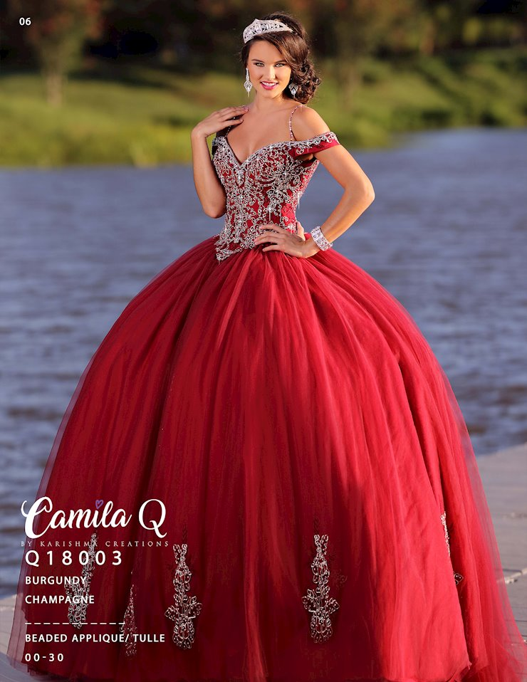 Camila Q Q18003