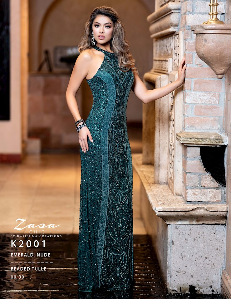 Zasa Chic Style #K2001 Image