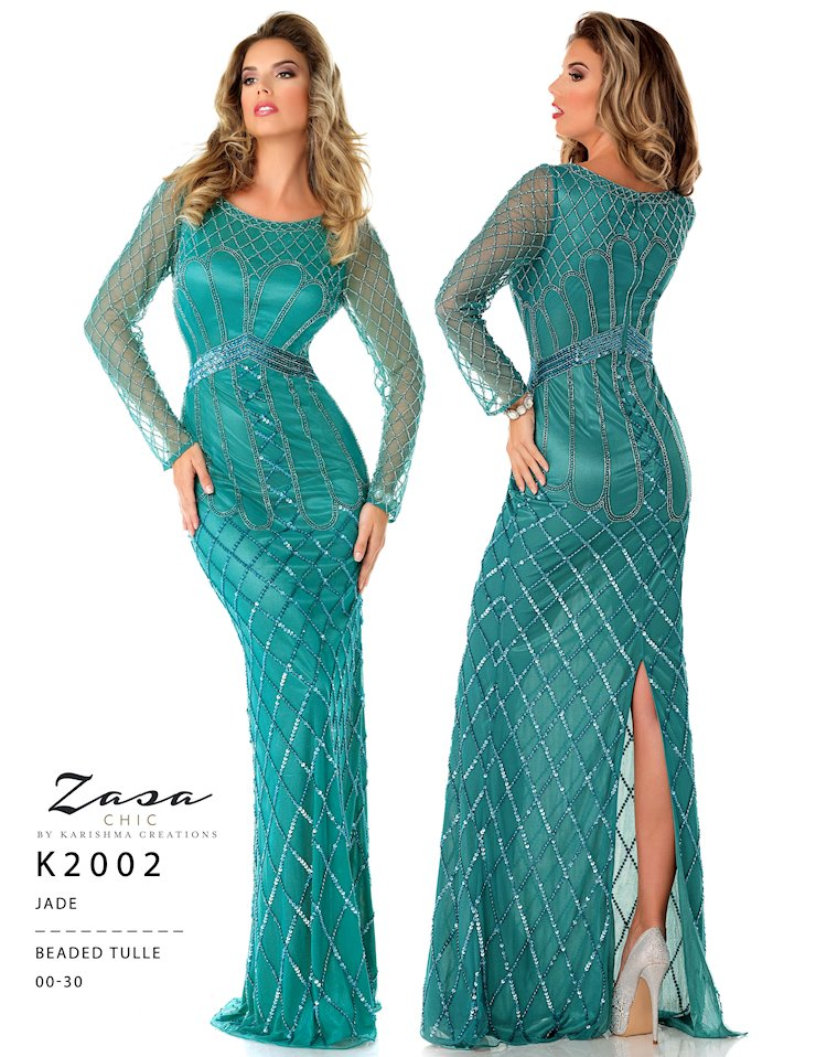 Zasa Chic Style #K2002 Image