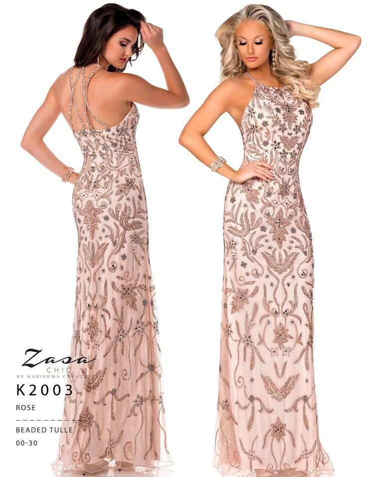 Zasa Chic Style #K2003 Image