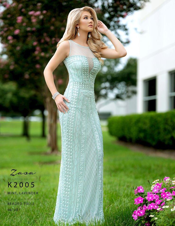 Zasa Chic Style #K2005 Image