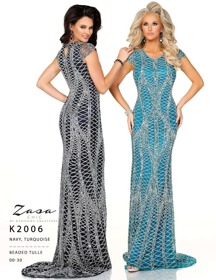 Zasa Chic Style #K2006 Image