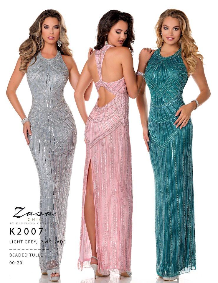 Zasa Chic Style #K2007 Image