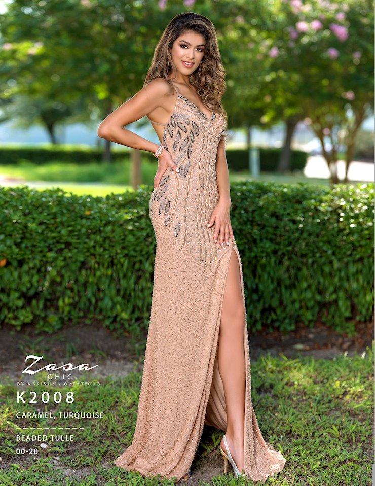 Zasa Chic Style #K2008 Image
