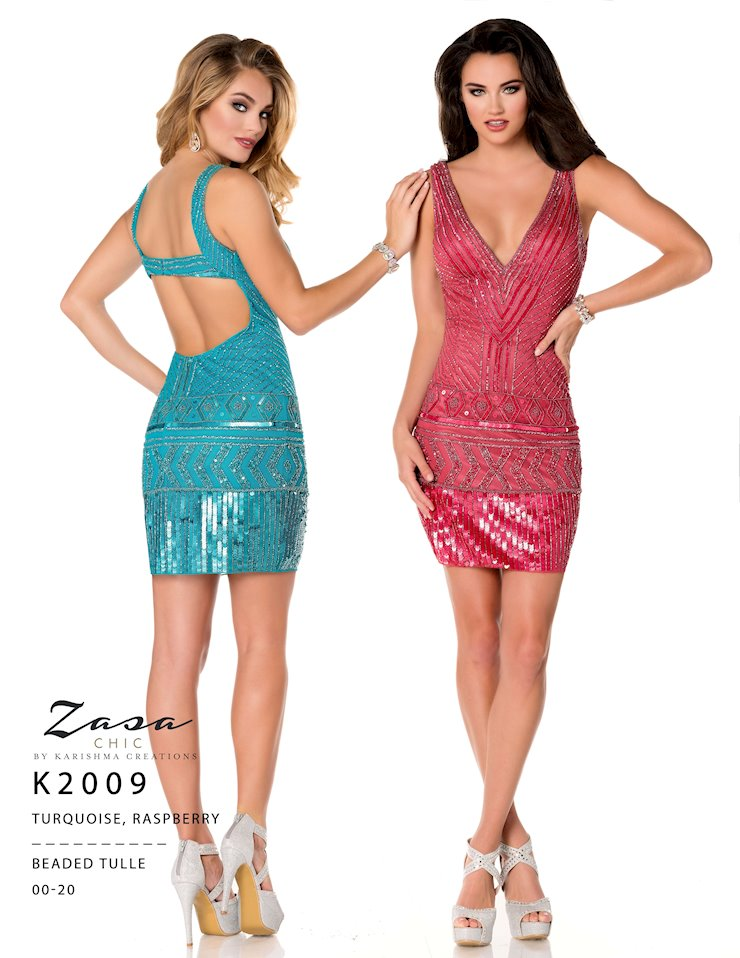 Zasa Chic Style #K2009 Image