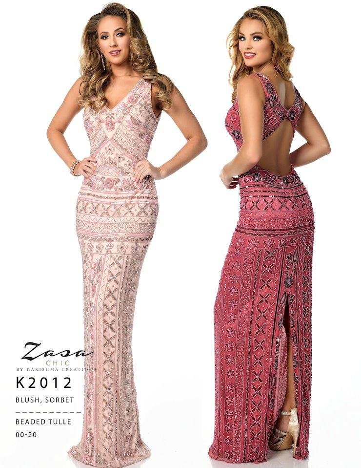 Zasa Chic Style #K2012 Image