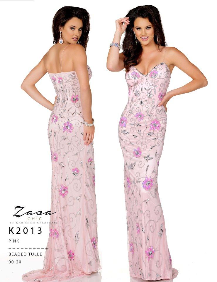 Zasa Chic Style #K2013 Image