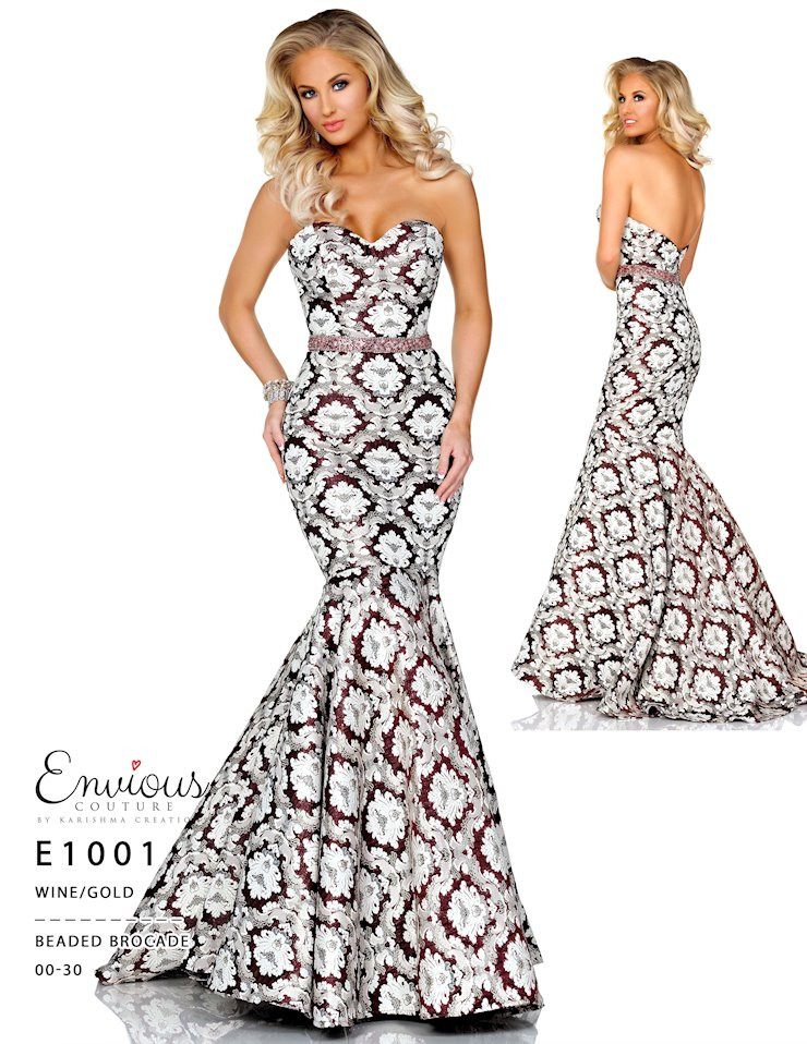 Envious Couture Prom E1001