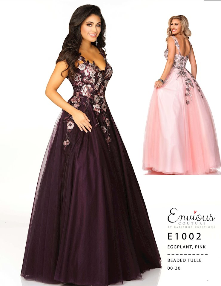 Envious Couture Prom E1002