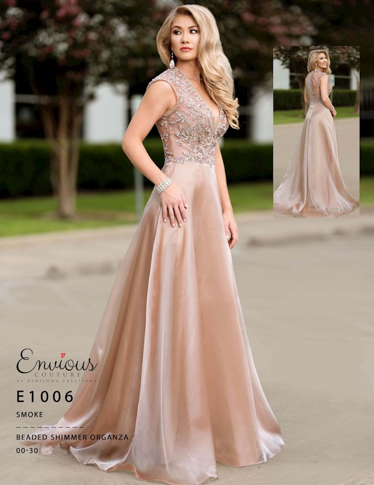 Envious Couture Prom E1006