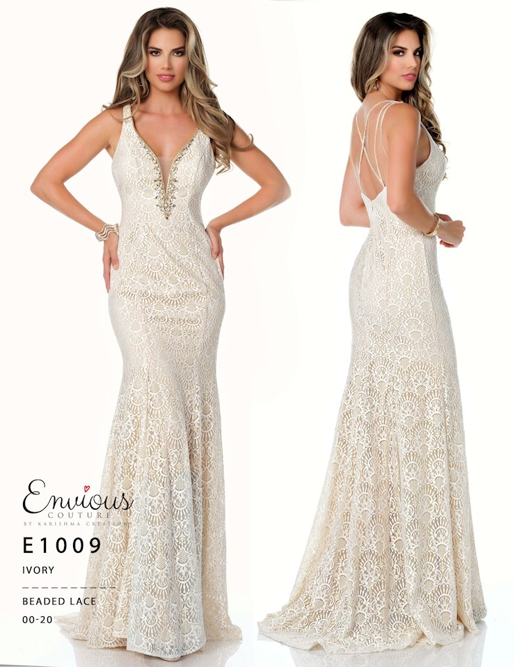 Envious Couture Prom E1009