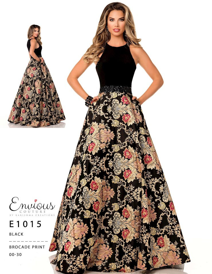 Envious Couture Prom E1015