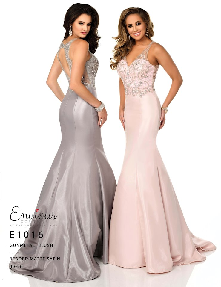 Envious Couture Prom E1016